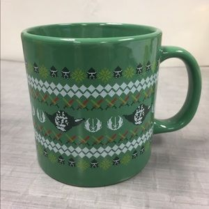 Star Wars Christmas Edition Yoda Coffee Mug